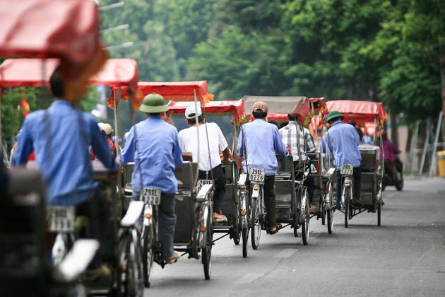 The best time to travel to Hanoi is from September to April