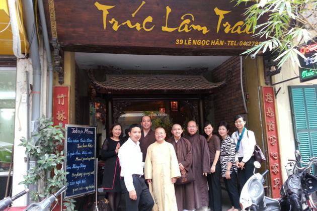Truc Lam Trai Vegetarian Restaurant