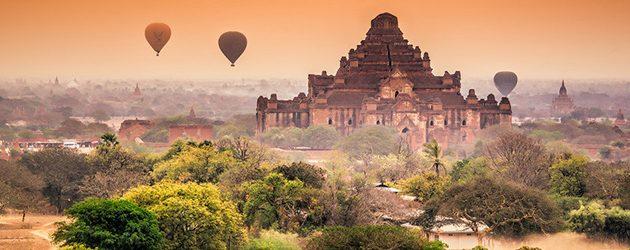 Top Best 7 Travel Destinations in Myanmar